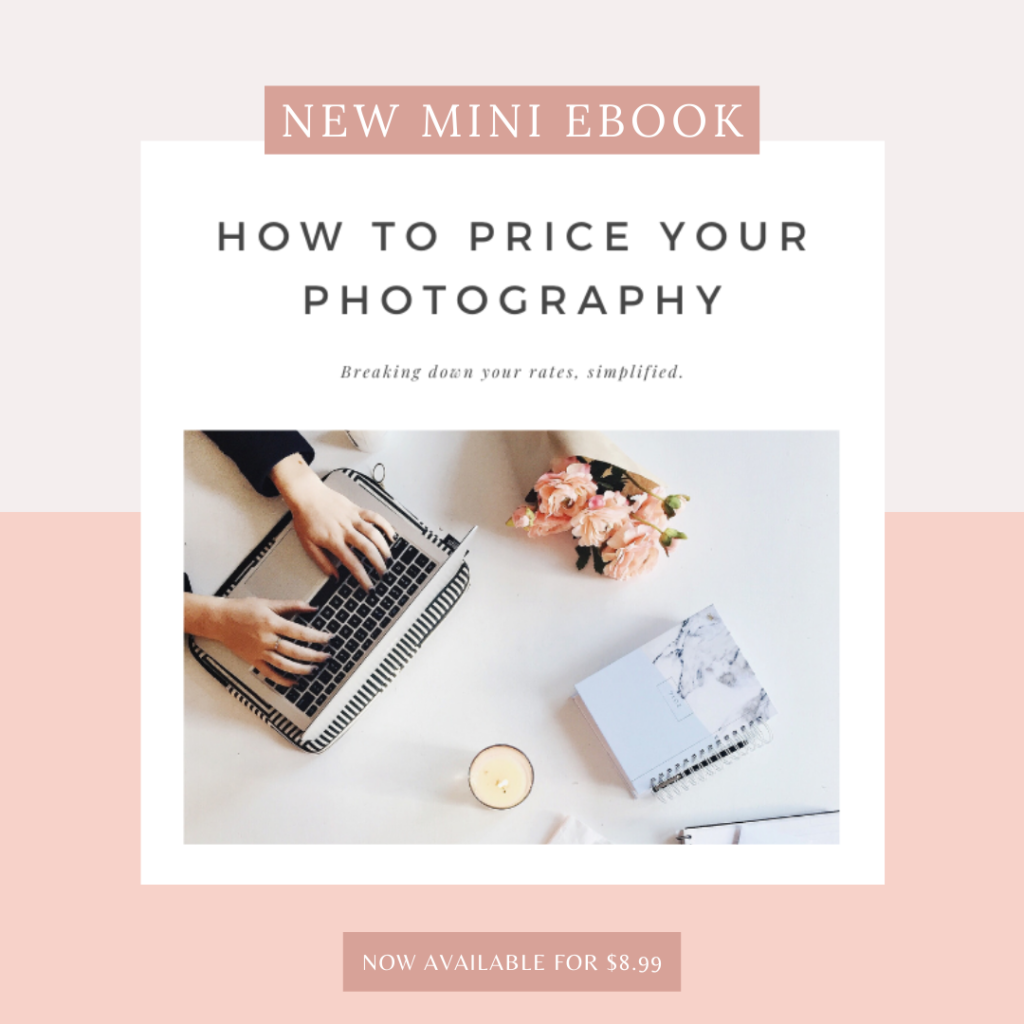 How to price your photography